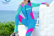 diving/swimsuit woman