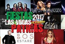 Fiestas Patrias en Las Vegas para Septiembre 2017 / No te pierdas los conciertos y eventos para las Fiestas Patrias en Las Vegas para Septiembre 2017. https://lasvegasnespanol.com/fiestas-patrias-en-las-vegas-para-septiembre/