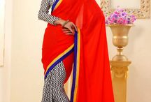 Bold and Beautiful / Step in to the limelight with these vibrant colors. Shop this collection at www.cbazaar.com / by Cbazaar - Delivering Happiness