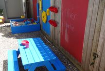 Child's Play Outside / by Diana Johnson
