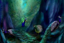 birds / by Linda Lennea