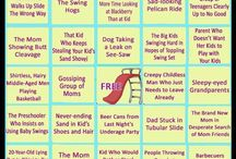 Funny Games for Moms