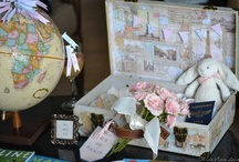 Christine's baby shower / by Jennifer Serafica