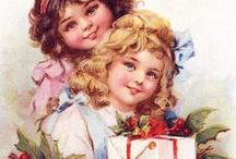 vianočné obrazky / .