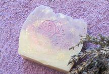 Натуральное мыло. Nature soap.
