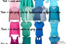 Colour typology