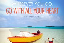 Travel Quotes / Even more inspiration!