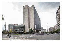 Complejo Aragona . Zaragoza . Rafael Moneo Arquitecto