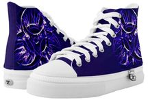 Zazzle, RageOn! shoes, high tops, low-tops / Zazzle, RageOn! shoes, high tops, low-tops