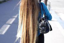 LONG / Long hair inspiration