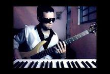 Rafael Borges Baixista / Meus videos tocando Baixo