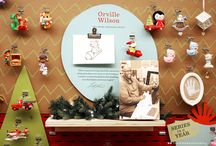Keepsake Ornaments / Find the newest Keepsake Ornaments and ideas to decorate the tree with all of your favorite memories.