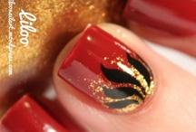 Orly nail art