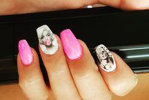 Le mie creazioni / unghiette fatte da me