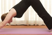Fitness: Yoga / by Samantha Ann