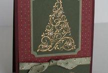 Cards -Christmas / by Cindy Hehmann