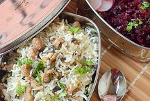 Quick Rice Recipes / Easy to make pulao, biryani, fried rice and one pot rice recipes!