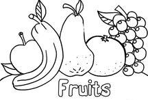 Toamna fructe
