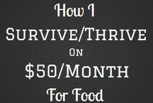 Fit Frugal Living Tips