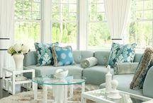 living room / by Amanda Caldwell