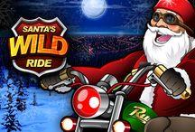 Santa Wild Ride / Slot Machine