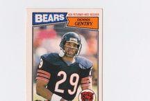 card  nfl football 1987