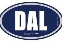 Dallas/Arlington Sports / by Citi Stickers