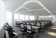 Meeting Room Furniture and Design / Furniture and Design ideas for the large meeting room