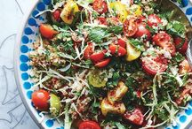 Super salads / A wide variety of delicious salads from around the world