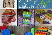 Crochet stash busters