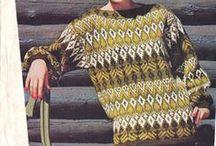 old norwegian knitting patterns