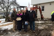 """""""Building for Bennett"""" / A renovated home that was made fully accessible for a very special little boy, Bennett and his family."""