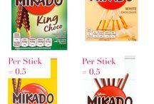 Slimming World Sweet Treats and Yogurts
