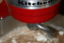 KitchenAid Mixer Goodness! / by Tracey Richardson