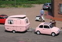 Pink Cars for Crown & Crumpet