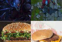 Αστείες Εικόνες / Αστείες Εικόνες από το League of Legends