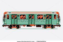vector train