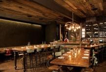Favorite Restaurants Around L.A. Town / by Catherine Flournoy