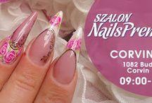 Szalon Nails Premier