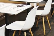 Sillas diseño  / Sillas Me fascinan La Eames, Barcelona, Paulin la escandinava  Y la mejor ..... Cristian Valdés