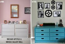 Bedroom Upcycling