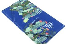 Women's Cash Envelope Wallets Fabric Check Book Covers / These are our handmade fabric cash envelope wallets and fabric checkbook covers. They are perfect for carrying your cash and checkbook. This board has both our brands: Five Sprouts & Charmed Prairie