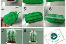 Botanical crochet