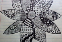 zentangle bloemen