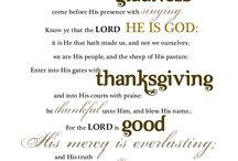 Thanksgiving / by Jennifer