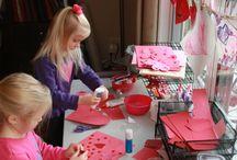 Valentine's Day Art for Kids