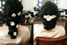 Bridal Makeup / Bridal makeup photographs, moments, memories