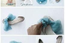 scarpe sposa riutilizzo