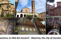 Mosaici - Mosaics / [Official account] Un viaggio nei monumenti UNESCO di Ravenna. Photobook of the UNESCO mosaic monuments located in Ravenna.