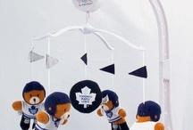 Nursery - Toronto Maple Leaf / #nursery #boy #TML #hockey